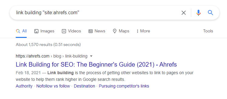 search-link-building-guide-ahrefs